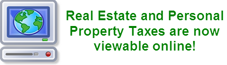 View Real Estate Taxes Online